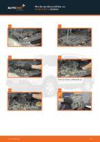 Luftfilter wechseln HONDA CR-V: Werkstatthandbuch