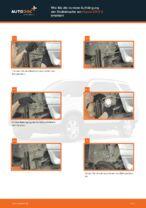 Wie Sie die vordere Aufhängung der Stoßdämpfer am Honda CR-V 2 ersetzen