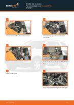 Wie Sie die vorderen Fahrwerksfedern am Honda CR-V 2 ersetzen