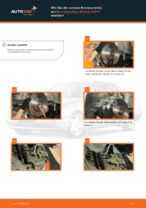 TEXTAR 92105905 für E-Klasse Limousine (W210) | PDF Handbuch zum Wechsel