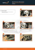 Schritt-für-Schritt-PDF-Tutorial zum Motorlager-Austausch beim MERCEDES-BENZ E-CLASS (W210)
