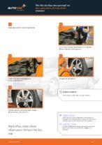 MERCEDES-BENZ E-CLASS (W210) Bremstrommel: Online-Handbuch zum Selbstwechsel