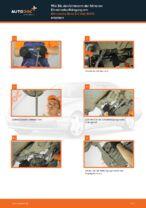 Querlenker wechseln MERCEDES-BENZ E-CLASS: Werkstatthandbuch
