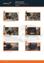 MERCEDES-BENZ E-CLASS (W210) Domlager wechseln vorne und hinten: Anleitung pdf