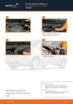 Auswechseln Motorluftfilter MERCEDES-BENZ VIANO: PDF kostenlos