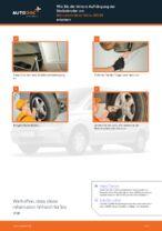 Tipps von Automechanikern zum Wechsel von MERCEDES-BENZ Mercedes Viano W639 CDI 3.0 (639.811, 639.813, 639.815) Bremsscheiben