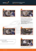 HONDA CR-V III (RE) Axialgelenk Spurstange: Online-Handbuch zum Selbstwechsel