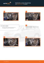 HONDA CR-V III (RE) Bremszange: Online-Handbuch zum Selbstwechsel