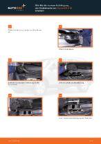 Wie Sie die vordere Aufhängung der Stoßdämpfer am Honda CR-V III ersetzen
