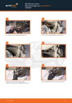 Montage Bremszange HONDA CR-V III (RE) - Schritt für Schritt Anleitung