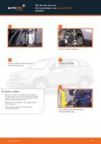 Tipps von Automechanikern zum Wechsel von HONDA Honda CR-V III 2.0 i 4WD (RE5) Radlager