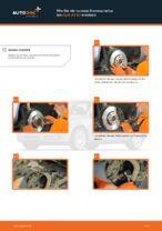 AUDI A4 Avant (8ED, B7) Scheibenbremsen: Kostenlose Online-Anleitung zur Erneuerung
