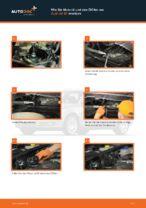 Auswechseln von Motorölfilter Anleitung PDF für AUDI A4