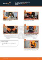 Wie Sie die hintere Aufhängung der Stoßdämpfer am Audi A4 В7 ersetzen