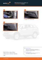 Tipps von Automechanikern zum Wechsel von HONDA Honda CR-V III 2.0 i 4WD (RE5) Bremsbeläge