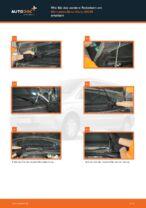 DIY-Leitfaden zum Wechsel von Bremssattel Reparatursatz beim MERCEDES-BENZ VIANO (W639)