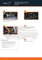 Wie Sie die vordere Aufhängung der Stoßdämpfer am Audi A4 В7 ersetzen