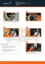 Auswechseln Radlagersatz AUDI A4: PDF kostenlos