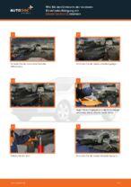 Wie Bremshalter hinten links rechts beim SKODA OCTAVIA Combi (1Z5) wechseln - Handbuch online