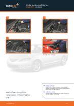 Tipps von Automechanikern zum Wechsel von MAZDA Mazda 3 bk 1.6 DI Turbo Bremsbeläge