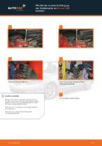 Wie Sie die vordere Aufhängung der Stoßdämpfer am Mazda 3 BK ersetzen