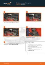 Schritt-für-Schritt-PDF-Tutorial zum Bremssattel Reparatursatz-Austausch beim MAZDA 3 (BK)