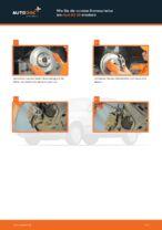 DIY-Leitfaden zum Wechsel von Bremssattel Reparatursatz beim AUDI 80 (8C, B4)