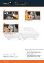 DIY-Leitfaden zum Wechsel von Stabistange beim AUDI 80 (8C, B4)