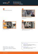 Wie Sie die hinteren Fahrwerksfedern am Volkswagen T5 ersetzen