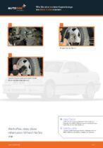 Wie Pendelstütze BMW 3 SERIES tauschen und einstellen: PDF-Tutorial
