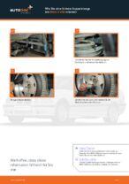 Montage Stabilisator Koppelstange BMW 3 Compact (E36) - Schritt für Schritt Anleitung
