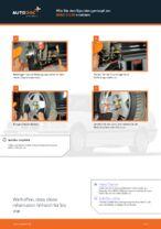 Reparatur- und Wartungsanleitung für Mitsubishi Galant V
