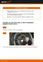 Wie Sie die hinteren Fahrwerksfedern am FIAT PUNTO 188 ersetzen