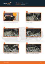 Wie Sie eine Zündkerze am AUDI A4 В5 ersetzen
