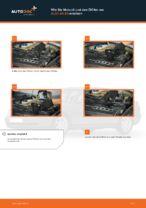 Wie Sie Motoröl und den Ölfilter am AUDI A4 В5 ersetzen