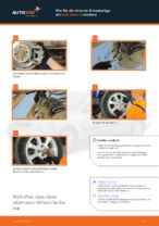 Wie Sie die hinteren Bremsbeläge am Opel Astra G ersetzen