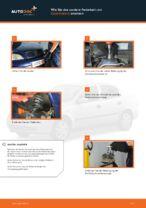 Wie Sie das vordere Federbein am Opel Astra G ersetzen