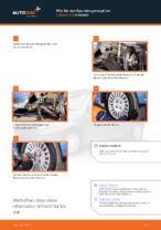Ratschläge des Automechanikers zum Austausch von CITROËN CITROËN C3 I (FC_) 1.4 i Radlager