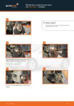 Wie Sie die vordere Bremsscheibe am Opel Astra H ersetzen