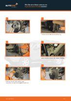 Austauschen von Radlagersatz Anweisung PDF für HYUNDAI SANTA FE