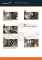 Bremsbeläge austauschen HONDA CR-V: Werkstatt-tutorial