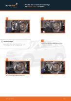 Austauschen von Scheibenbremsbeläge HONDA CR-V: PDF kostenlos
