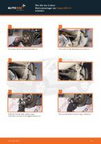 Ratschläge des Automechanikers zum Austausch von HONDA Honda CR-V II 2.2 CTDi (RD9) Bremsbeläge