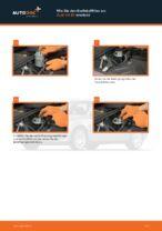 Wie Sie den Kraftstofffilter am Audi A4 В7 ersetzen