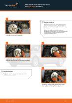 Wie Sie die hintere Bremsscheibe am Audi A4 В7 ersetzen
