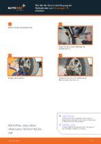 Wie Sie die hintere Aufhängung der Stoßdämpfer am Volkswagen T5 ersetzen