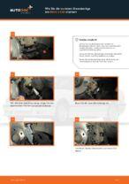 Wie Sie die vorderen Bremsbeläge am BMW 3 E36 ersetzen