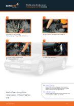 Wie Sie eine Zündkerze am Volkswagen Golf III ersetzen