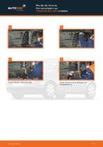 VW-Reparaturanweisung mit Illustrationen