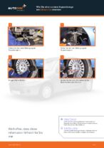 Wie Motorölfilter CITROËN C3 austauschen und anpassen: PDF-Anweisung